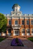 Rada Hall budynek w Salt Lake City Fotografia Stock