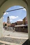 rada Romania Sibiu wierza Fotografia Royalty Free