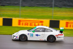 Radair porsche racing at Montreal Grand prix Royalty Free Stock Image
