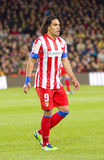 Radamel Falcao Royalty Free Stock Photo
