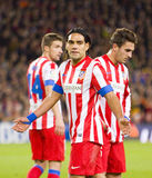 Radamel Falcao Stock Photography