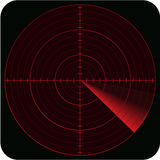 Radar Photo stock