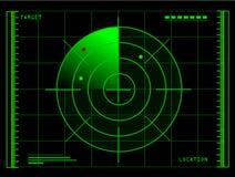 Radar Fotografia Stock Libera da Diritti