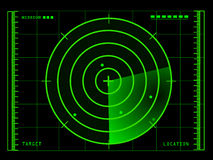 Radar Royalty Free Stock Photography