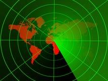 Radar Imagen de archivo