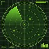 Radar royalty free illustration