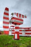 Radar Fotografía de archivo libre de regalías