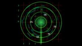 radar stock video