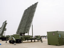 radar Fotografia Stock