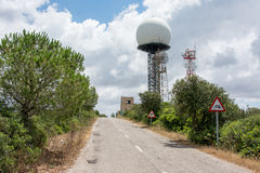 radar Lizenzfreies Stockbild