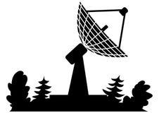 Radar Fotografia de Stock