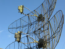 Radar Fotografia de Stock Royalty Free