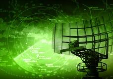 radar Photos libres de droits