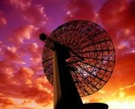 Radar Fotografie Stock Libere da Diritti