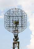 Radar antenna Royalty Free Stock Photography