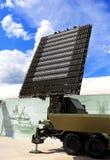 Radar Antenna Royalty Free Stock Photo