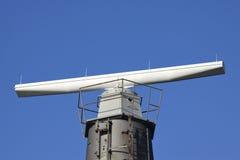 Radar antenna Stock Image