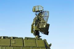 Radar antenna Royalty Free Stock Photos