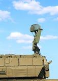 Radar antenna Stock Images