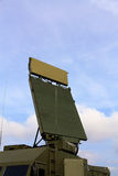 Radar antenna Stock Photos