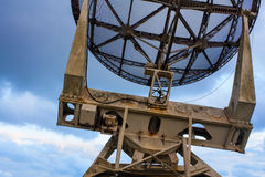 Radar and Antenna Royalty Free Stock Image