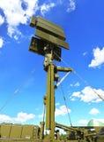 Radar antenna Stock Photos
