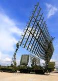 Radar antennas Royalty Free Stock Photography
