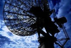 The radar Royalty Free Stock Photography