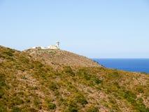 Radar of Cap Corse Stock Photography
