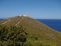 Radar of Cap Corse Stock Photo