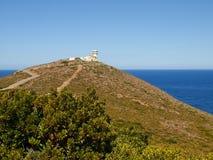 Radar of Cap Corse Stock Image