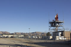 Radar de contrôle du trafic aérien Photos stock