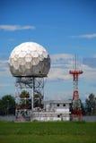 Radar de Doppler imagen de archivo libre de regalías
