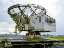 Radar de la Segunda Guerra Mundial Fotos de archivo