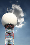 Radar de tempo Imagem de Stock