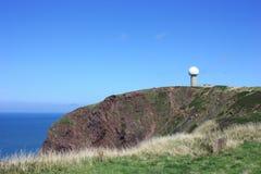Radar del cielo Foto de archivo libre de regalías