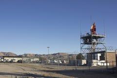 Radar del controllo del traffico aereo Fotografie Stock