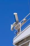 Radar del transbordador Foto de archivo libre de regalías