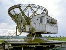 Radar della seconda guerra mondiale Fotografie Stock