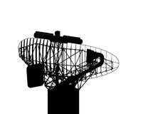 Radar Device Royalty Free Stock Image
