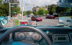 Radar di traffico Fotografie Stock Libere da Diritti
