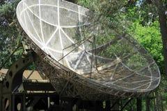 Radar dish Royalty Free Stock Photography