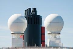 Radar Dome Stock Images