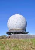 Radar Dome,Wasserkuppe,Germany Royalty Free Stock Photo