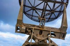Radar en Antenne Royalty-vrije Stock Afbeelding