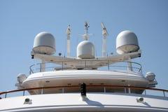 Radar en gps apparatuur Royalty-vrije Stock Afbeelding