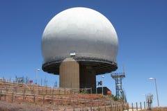 Radar en la isla Madeira Imagenes de archivo