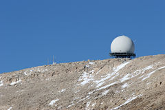 Radar facility Stock Images