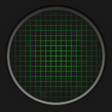 Radar Grid Royalty Free Stock Photos