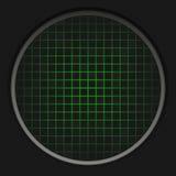 Radar Grid Royalty Free Stock Photos